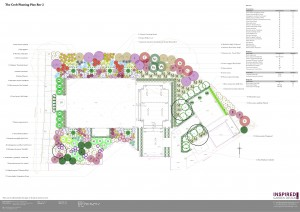 Inspired Garden Design Planting Plan 1